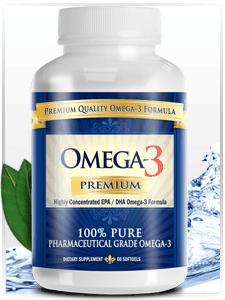 #1 Product - Omega 3 Premium