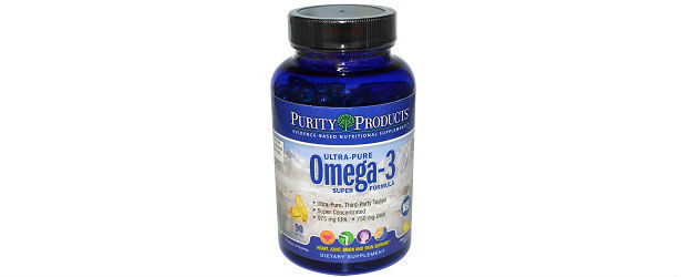 #3 Product – Purity Products Ultra Pure Omega 3