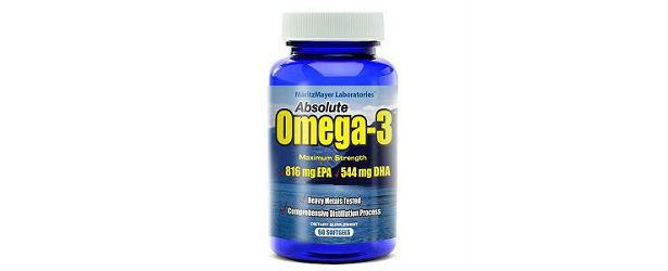 Absolute Omega-3 By Maritz Mayer Review