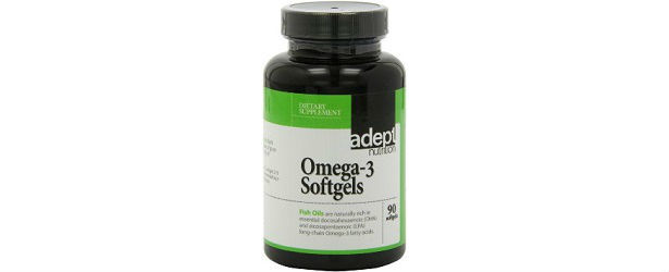 Adept Nutrition Omega-3 Review