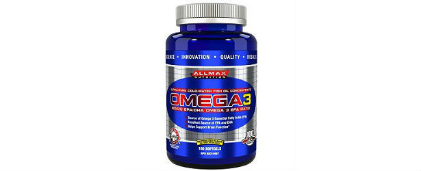AllMax Nutrition Omega 3 Review