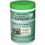 Antioxidant Omega 3 Greens Review 615