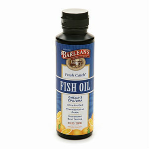 Barleans fish oil review for Omega 3 fish oil reviews