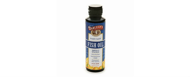 Barleans Fish Oil Review 615