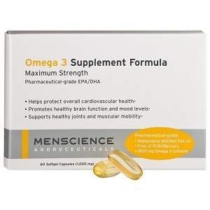 best menu0027s omega 3 fish oil supplement review - Omax 3