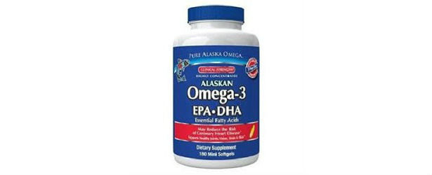Clinical Strength Alaskan Omega-3 Review