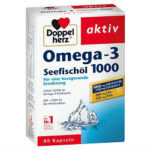 Doppelherz Omega-3 1000 Review 615