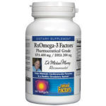 Dr. Murray's Rx Omega-3 Factors Review 615