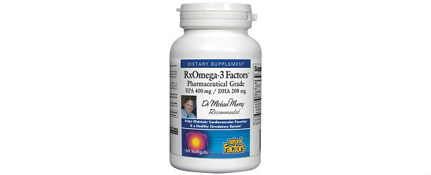 Dr. Murray's Rx Omega-3 Factors Review