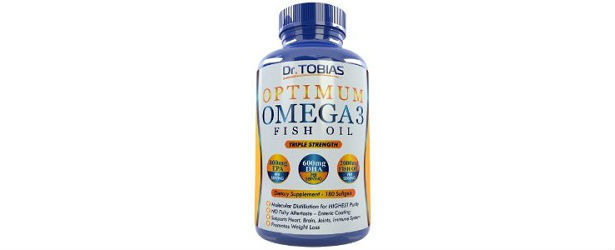 Dr tobias optimum omega 3 fish oil review for Omega 3 fish oil reviews