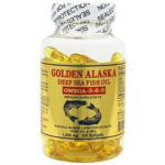 Golden Alaska Deep Sea Fish Oil Review 615