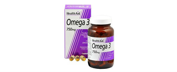 Health Aid Omega-3 Review
