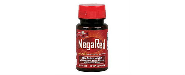 Heart Health MegaRed Omega-3 Krill Oil Review