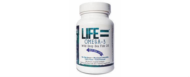 Life= Omega-3 Review