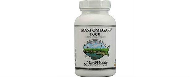 Maxi-Health Maxi Omega 3 2000 Review