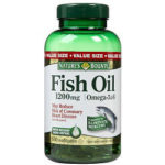 Nature's Bounty Fish Oil Review 615