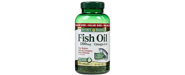 Nature Pride Omega  Fish Oil Mg Benefits