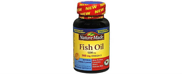 Nature Made Omega-3 Fish Oil Review