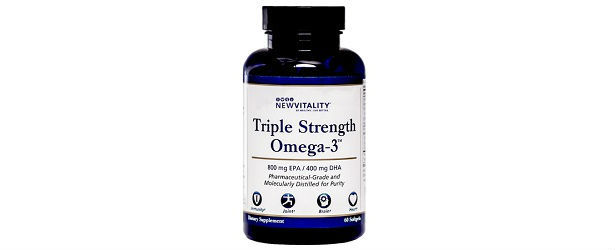 New Vitality Triple Strength Omega-3 Review