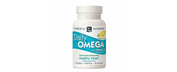 Nordic Naturals Daily Omega Review