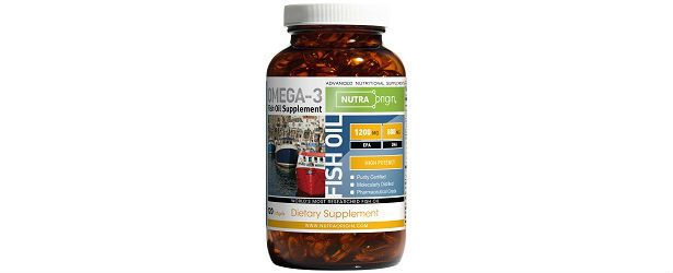 NutraOrigin Fish Oil High Potency Review