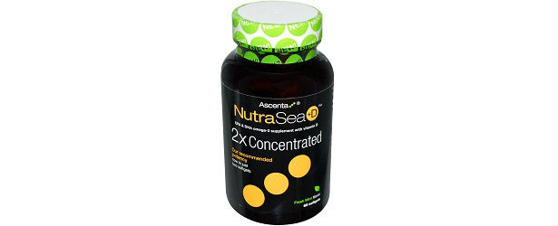 NutraSea Omega-3 Supplements By Ascenta Review