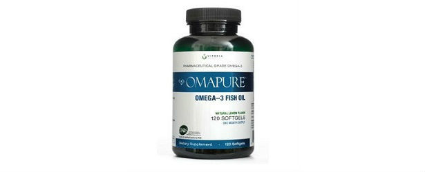 OMAPURE: IFOS Fish Oil 5 Star Omega-3 Review
