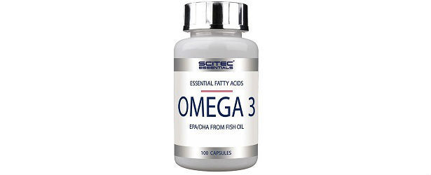 OMEGA 3 By Scitec Nutrition Review