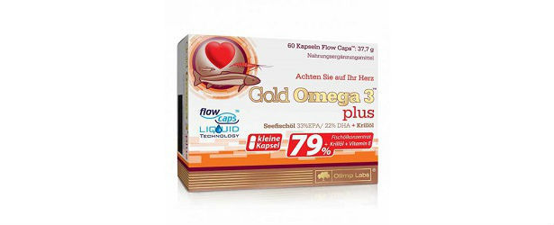 Olimp Laboratories Gold Omega 3 Review