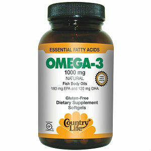 Omega 3 1000 mg fish oil by country life review for Omega 3 fish oil reviews