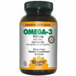 Omega-3 1000 mg Fish Oil by Country Life Review 615