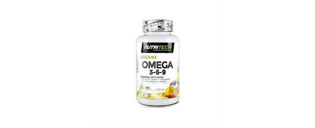 Omega 3-6-9 by NutriTech Review