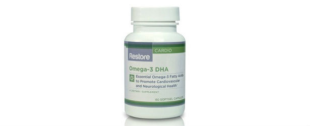 Omega-3 DHA By Restore Health Pharmacy Review