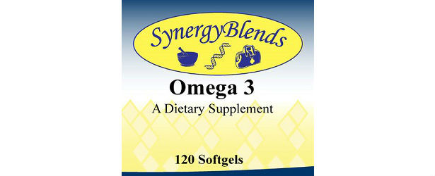 Omega 3 Fish Oil By Synergy Blends Review