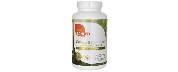 Omega 3 Platinum by Zahler Review