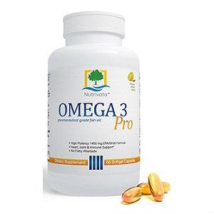 Omega 3 pro nutrivato review for Pro omega fish oil