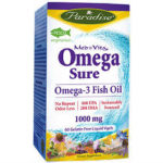Paradise Herbs & Essentials Omega-Sure Review 615