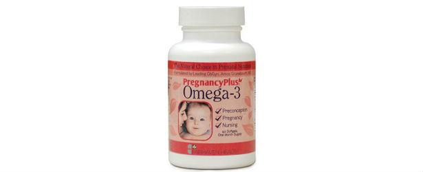 Pregnancy Plus Omega-3 Review