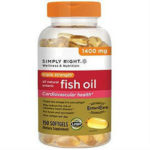 Simply Right Triple Strength Fish Oil 1400mg Review 615