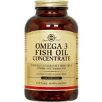 Solgar Omega-3 Fish Oil Concentrate Softgels Review 615