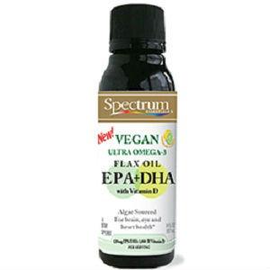 Spectrum essentials vegan ultra omega 3 review for Is fish oil vegan