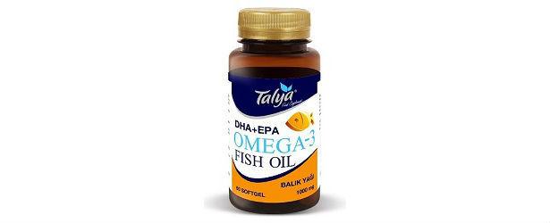 Talya Omega 3 Review