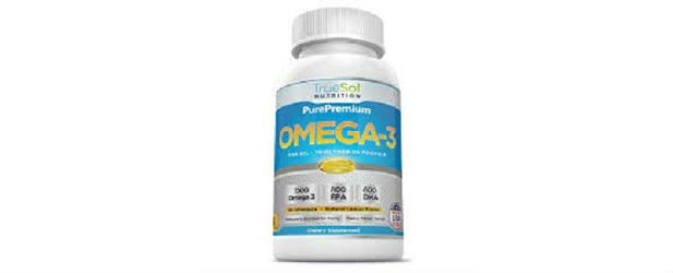 True Sol Omega 3 Fish Oil Review
