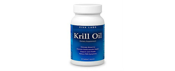 VIVA Labs Krill Oil Review