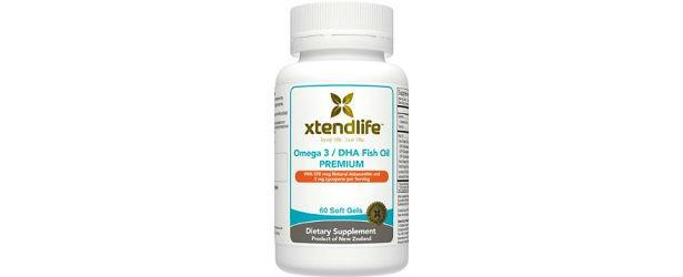 Xtendlife Omega 3/ DHA Fish Oil Review