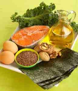 Reducing Inflammation With Omega 3