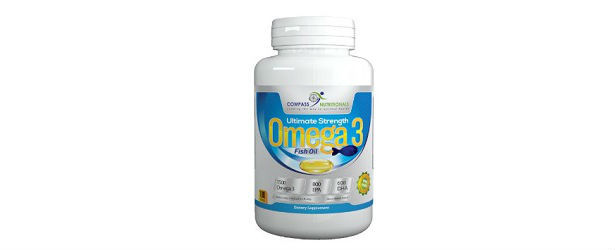 Compass Nutritionals Omega 3 Fish Oil Review