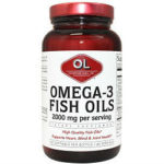 Enteric Omega-3 Fish Oil Olympian Labs Review