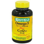 Omega-3 CoQ-10 Good N' Natural Review