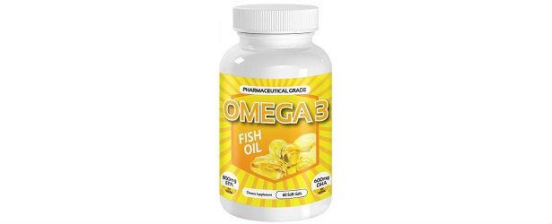 Omega 3 Fish Oil By Vita Vibrance Review